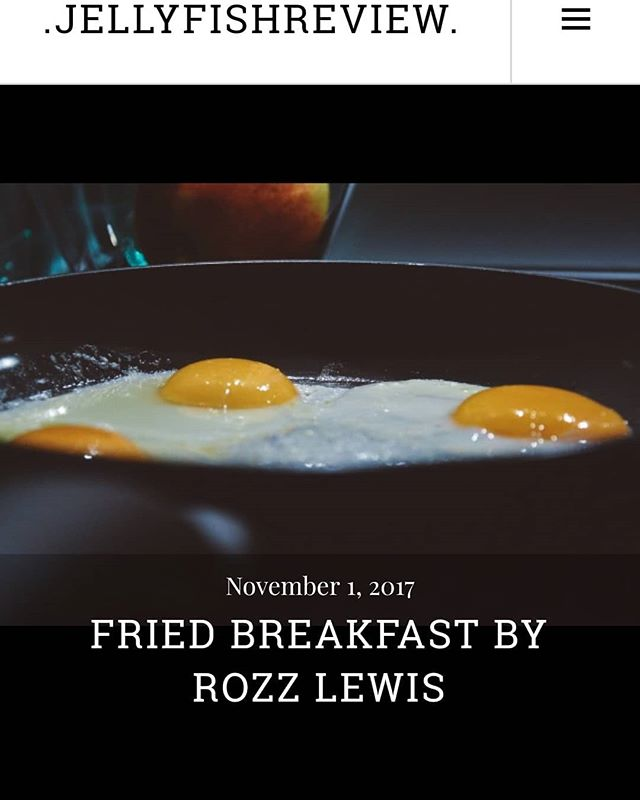 Fried breakfast, a very, very short story by me.