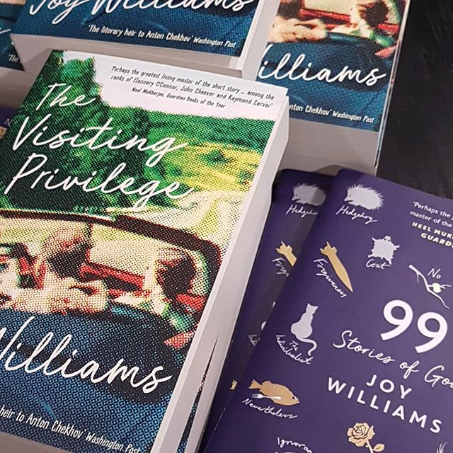 99 stories of God by Joy Williams. Plus her collection, the visiting privilege. She is v cool and difficult to get but willeabe you thinking and never come to a conclusion.