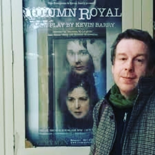 Autumn Royal by the Kevin Barry tours again! This time I'll be there. I've booked tickets to see this play in Newbridge and I'm ultra excited!