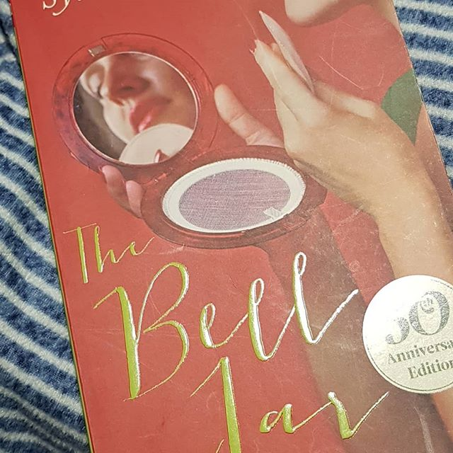Read this as young adult/teenager but it'll be all refreshed and changed now. The bell jar by Sylvia Plath.
