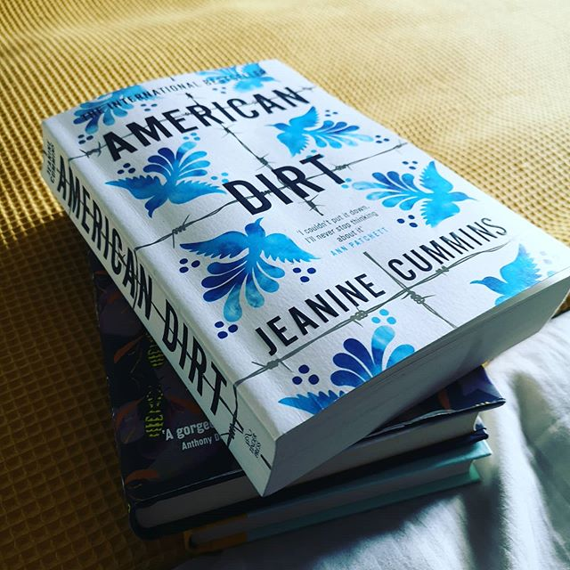 American Dirt. This is a good book. She writes well. If it's a drama, plot based book you want, you might like this. I'm not sure if it really got to the surface of migration though.