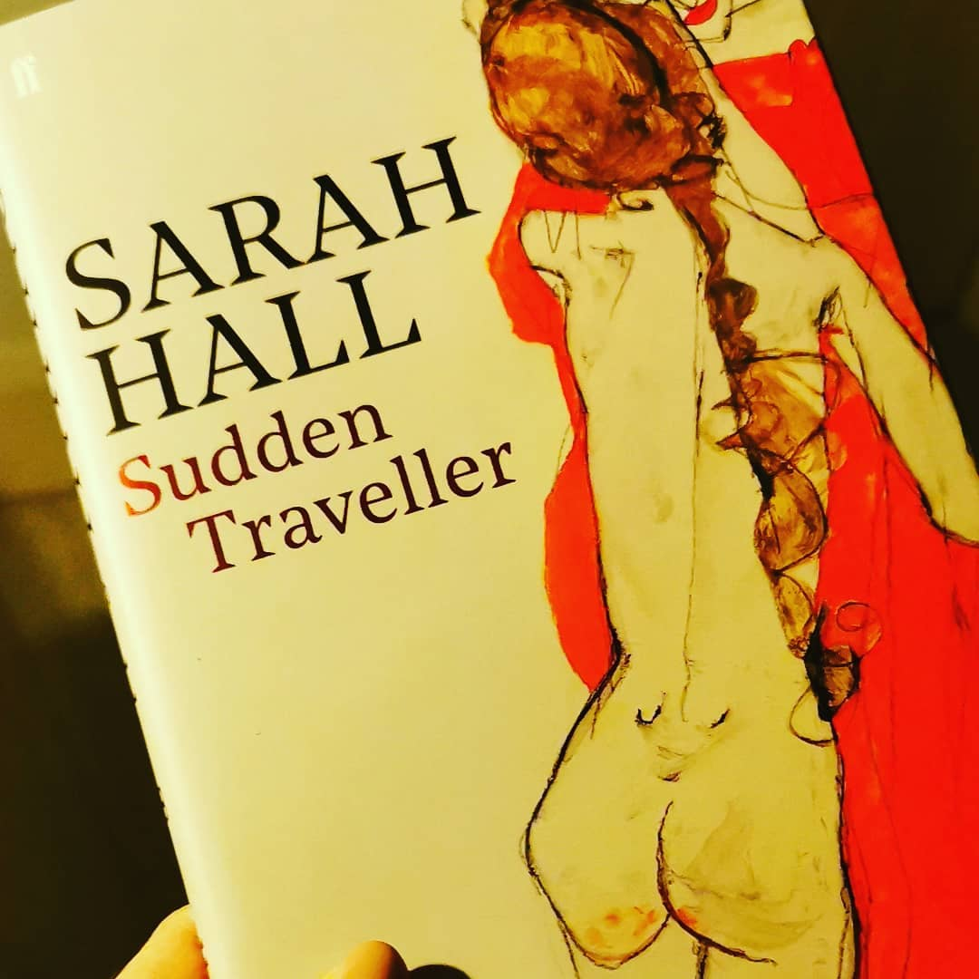 I really enjoyed Sarah Hall's Short Story collection, the beautiful indifference many moons ago but am getting stuck into this right now. Lovely to be back to my short stories. It's a good life.